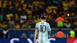 La reacción de Messi frente al gol de Coutinho que nadie vio