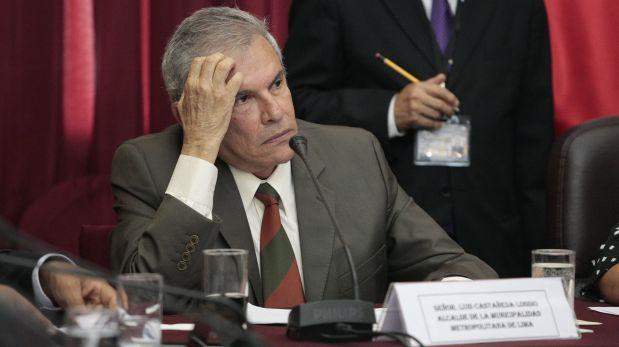 Concejo de Lima aclaró que Castañeda no fue citado por Fiscalía