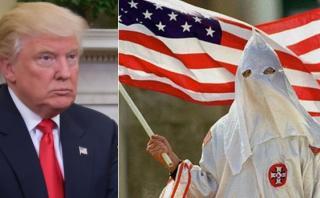 El Ku Klux Klan convoca desfile por la victoria de Trump