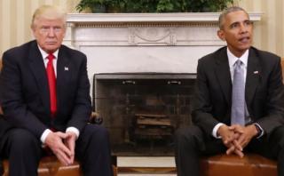 ¿Cómo será el proceso de traspaso de poder entre Obama y Trump?