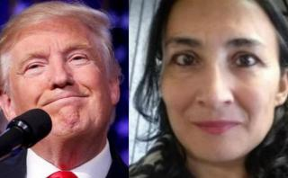 """""""Soy musulmana, mujer, inmigrante, y voté por Donald Trump"""""""