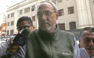 Manuel Burga acude al TC para evitar extradición a EE.UU.