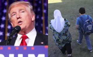 Escuelas reportan incidentes racistas tras triunfo de Trump