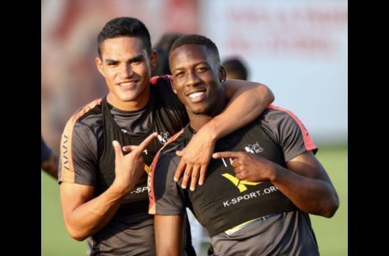 Selección peruana entrenó en Videna pensando en Brasil