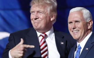 Mike Pence liderará el equipo de transición de Donald Trump