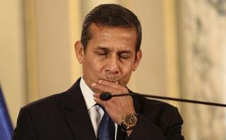 Dictan comparecencia restringida a ex presidente Ollanta Humala