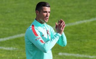 Cristiano Ronaldo no descartó volver al Sporting a los 41 años