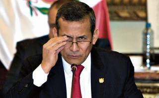 Fiscal planea volver a citar a Humala, ahora como investigado