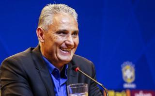 Selección Brasil: las excelentes cifras que acompañan a 'Tite'