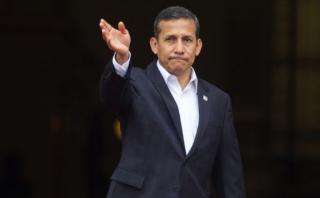 Defensa de Humala apelará medida restrictiva la próxima semana