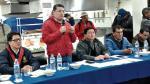 Levantan paro en Chumbivilcas tras reunión con el Ejecutivo - Noticias de guillermo shinno