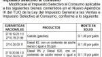 MEF elevó el Impuesto Selectivo al Consumo a combustibles - Noticias de impuesto selectivo al consumo