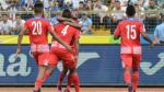 Panamá ganó 1-0 a Honduras en hexagonal final de Eliminatorias - Noticias de jorge martinez