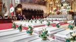 Ayacucho: entregan 57 restos de víctimas del terrorismo - Noticias de julian perez
