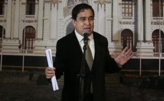 """Otárola: Resolución contra Humala es un """"maltrato innecesario"""""""
