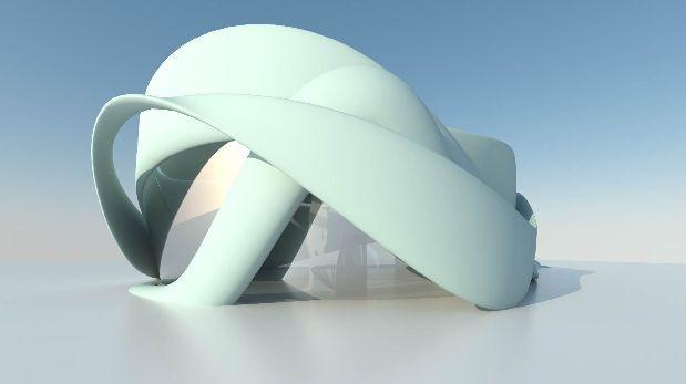 El primer edificio impreso en 3D de Europa estará en Holanda