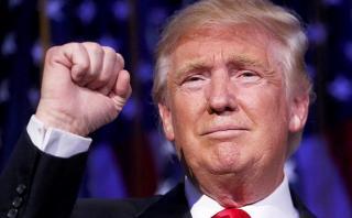 Trump: Gané fácil la elección porque estamos perdiendo el país