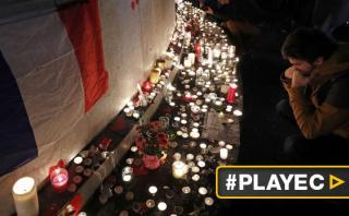 Francia: luz de velas en homenaje a víctimas de atentados