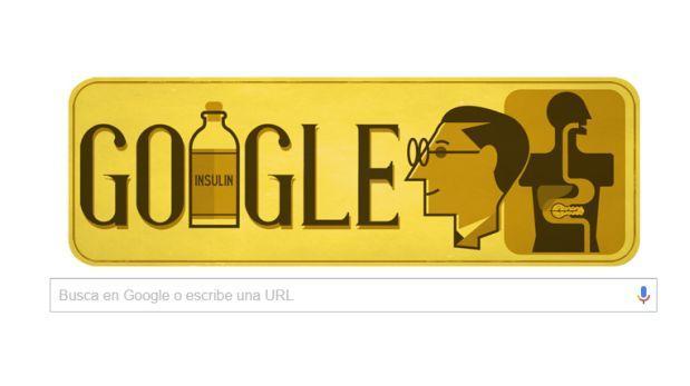 "Frederick Banting: Google recuerda al ""padre"" de la insulina"