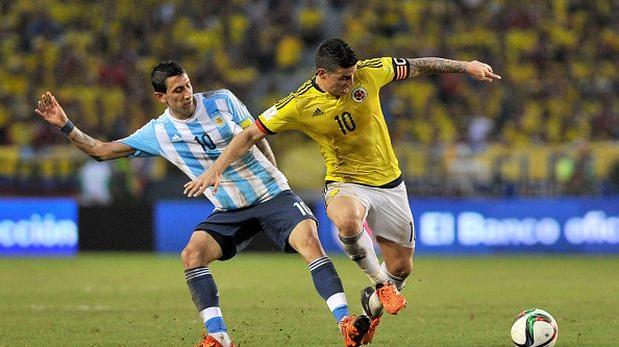 Despiertan Messi y Argentina contra Colombia: 3-0