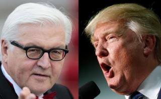 Duro crítico de Trump será el nuevo presidente de Alemania
