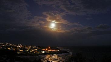 Facebook: así se vio la superluna alrededor del mundo [FOTOS]
