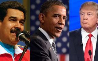 Nicolás Maduro pide a Obama derogar decreto contra Venezuela