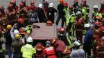 Bomberos y serenos de San Borja se preparan ante emergencias - Noticias de silvia flores