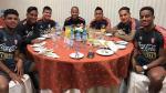 Selección peruana: así se divierte previo al duelo ante Brasil - Noticias de alberto rodríguez