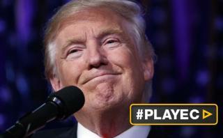 Donald Trump renunció a su salario como presidente de EE.UU.