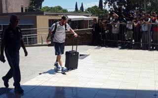 Messi se descompensó durante vuelo de Argentina hacia San Juan