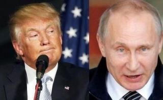 """Trump y Putin buscarán """"normalizar"""" relaciones entre sus países"""
