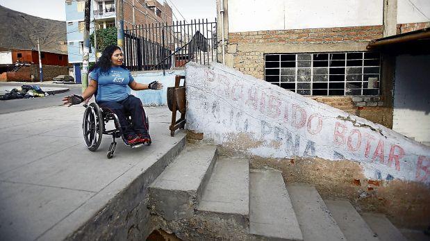 El Comercio recorrió 8 distritos con una persona con discapacidad para conocer las trabas que enfrenta esta comunidad