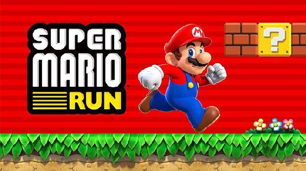 Super Mario Run ya tiene fecha para su debut