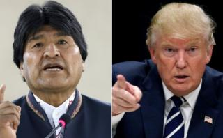 """Evo sobre Donald Trump: """"No a la expulsión de inmigrantes"""""""