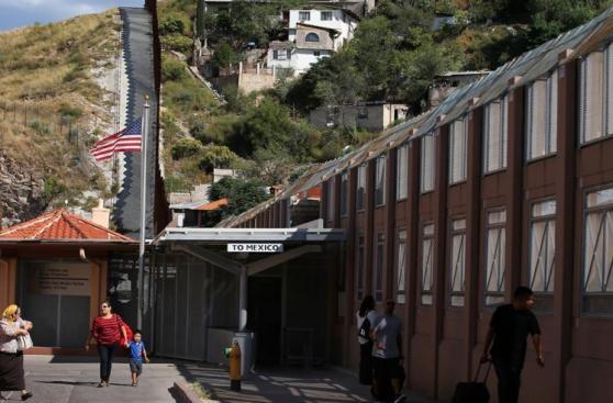 EE.UU. - México: La frontera de la que todos hablan [FOTOS]