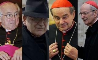 [BBC] Los cardenales que acusan al papa Francisco de hereje