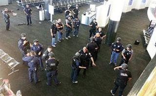 EE.UU.: Tiroteo en aeropuerto de Oklahoma deja un herido