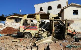 EE.UU.: Ataques rusos en Siria violan leyes internacionales