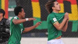 Bolivia ganó 1-0 a Paraguay en La Paz por Eliminatorias 2018