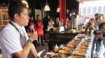 Líderes de APEC degustarán platos preparados en base a mermas - Noticias de ivan torres