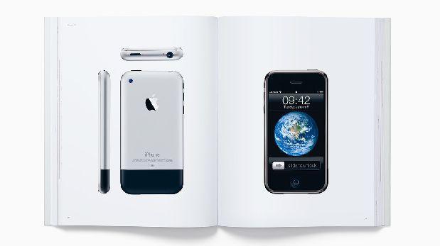 Apple presenta su último producto: un libro de fotos
