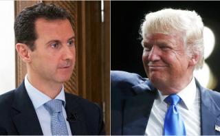 """Al Assad: Donald Trump será un """"aliado natural"""" de Siria"""