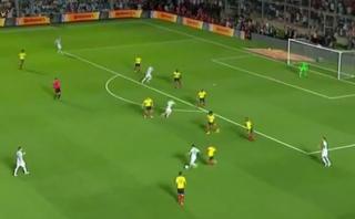 Argentina: Messi regaló una genialidad y Pratto marcó de cabeza