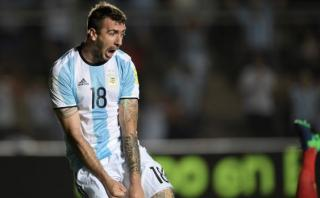 La imagen de Higuaín tras gol de Pratto que arrasó en las redes