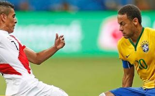 Perú vs. Brasil: los datos que la 'canarinha' quiere recordar
