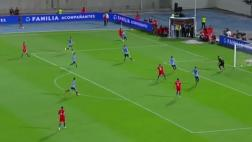 Gol de Eduardo Vargas: cabezazo letal para 1-1 de Chile [VIDEO]