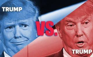 Trump vs. Trump: así cambió el discurso del presidente electo
