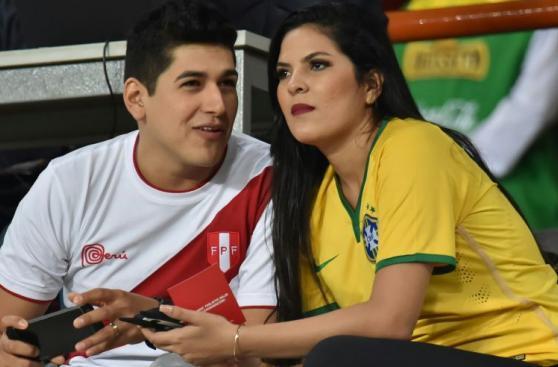 Perú vs. Brasil: así se vivió la previa en el Estadio Nacional