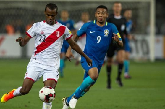 Perú vs. Brasil: las fotos del encuentro en el Estadio Nacional